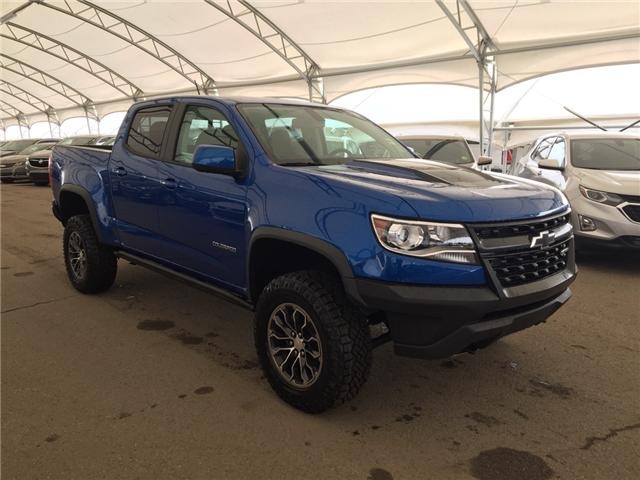 2019 Chevrolet Colorado ZR2 (Stk: 173552) in AIRDRIE - Image 1 of 19