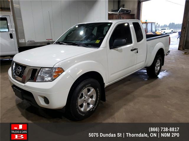 2013 Nissan Frontier SV (Stk: 5665) in Thordale - Image 1 of 10