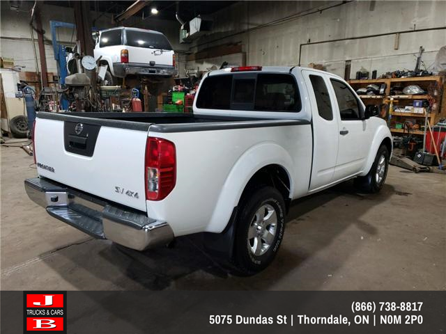 2013 Nissan Frontier SV (Stk: 5665) in Thordale - Image 2 of 10