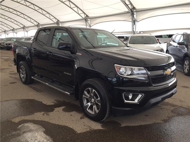2017 Chevrolet Colorado Z71 (Stk: 174180) in AIRDRIE - Image 1 of 20