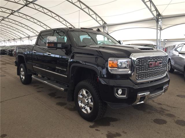 2018 GMC Sierra 2500HD Denali (Stk: 160152) in AIRDRIE - Image 1 of 23