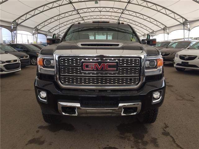 2018 GMC Sierra 2500HD Denali (Stk: 160152) in AIRDRIE - Image 2 of 23