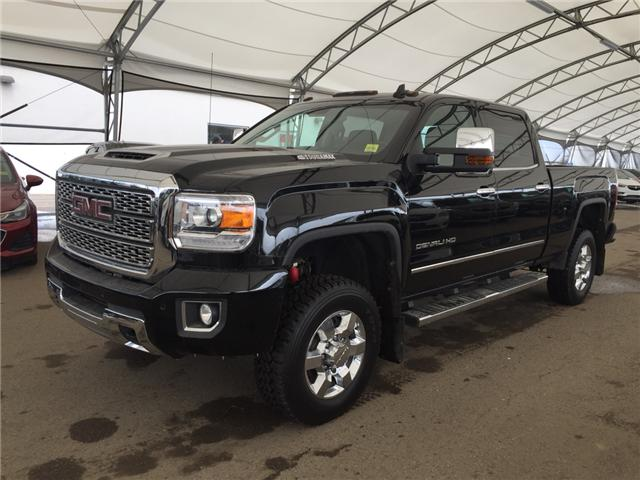 2018 GMC Sierra 2500HD Denali (Stk: 160152) in AIRDRIE - Image 3 of 23