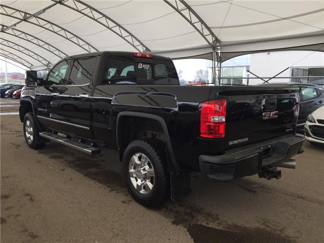 2018 GMC Sierra 2500HD Denali (Stk: 160152) in AIRDRIE - Image 4 of 23