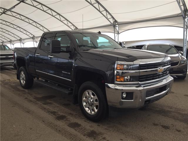 2015 Chevrolet Silverado 2500HD LTZ (Stk: 168236) in AIRDRIE - Image 1 of 22