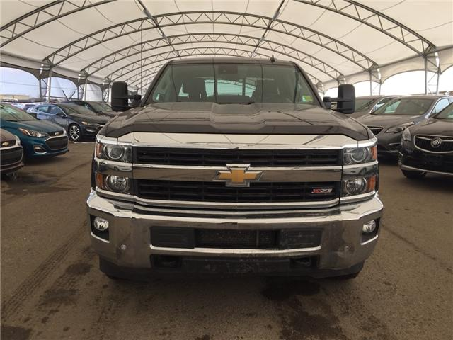 2015 Chevrolet Silverado 2500HD LTZ (Stk: 168236) in AIRDRIE - Image 2 of 22