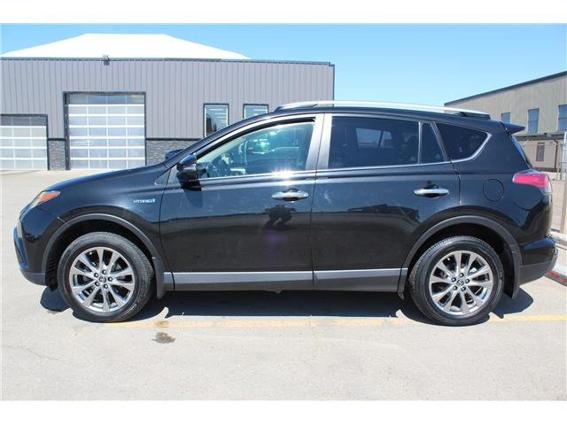 2016 Toyota RAV4 Hybrid Limited (Stk: P1651) in Regina - Image 2 of 22