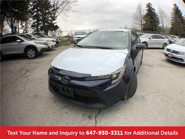 2020 Toyota Corolla LE (Stk: L3020) in Mississauga - Image 1 of 19