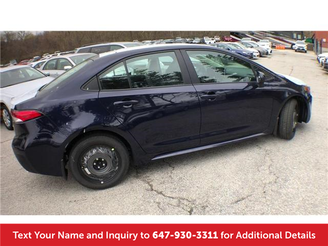 2020 Toyota Corolla LE (Stk: L3020) in Mississauga - Image 2 of 19