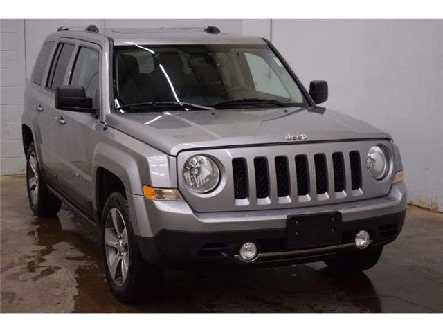 2017 Jeep Patriot HIGH ALTITUDE 4X4 - HEATED SEATS * LEATHER (Stk: B3752) in Kingston - Image 2 of 30