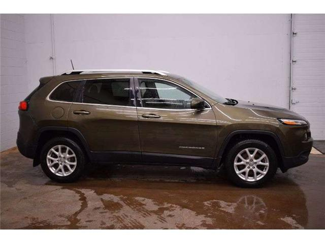 2016 Jeep Cherokee NORTH 4X4 - HTD SEATS * HTD STEERING * BACKUP CAM (Stk: B3779) in Kingston - Image 1 of 30