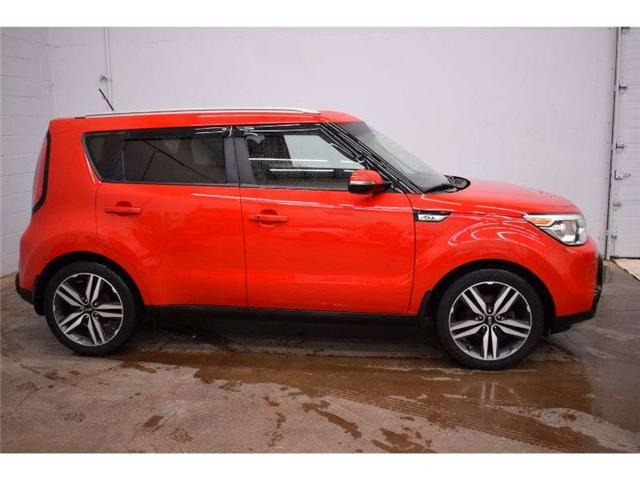 2015 Kia Soul SX - HEATED SEATS * LEATHER * BACKUP CAM (Stk: B3850) in Napanee - Image 1 of 30