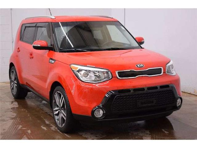 2015 Kia Soul SX - HEATED SEATS * LEATHER * BACKUP CAM (Stk: B3850) in Napanee - Image 2 of 30
