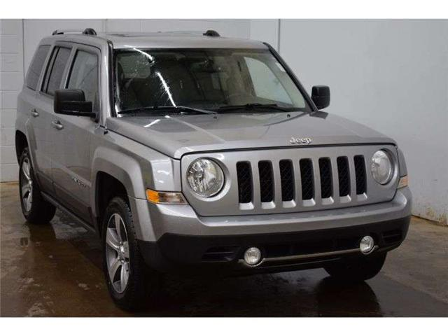 2017 Jeep Patriot HIGH ALT EDT - HEATED SEATS * LEATHER (Stk: B3771) in Kingston - Image 2 of 30