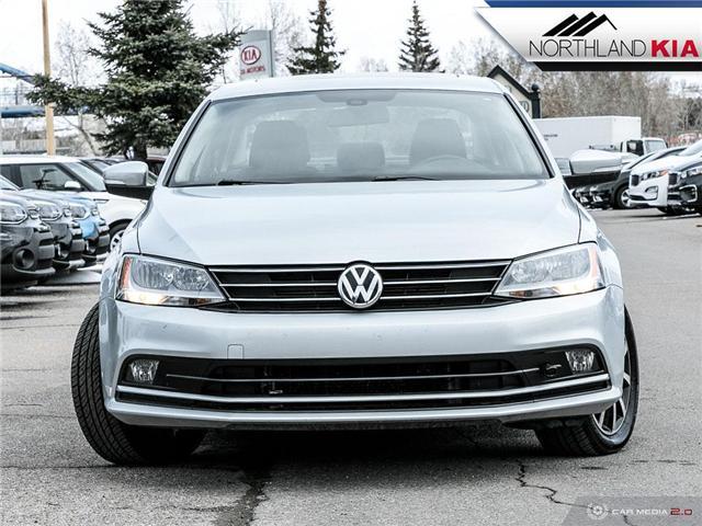 2016 Volkswagen Jetta 1.4 TSI Comfortline (Stk: P0258) in Calgary - Image 2 of 29