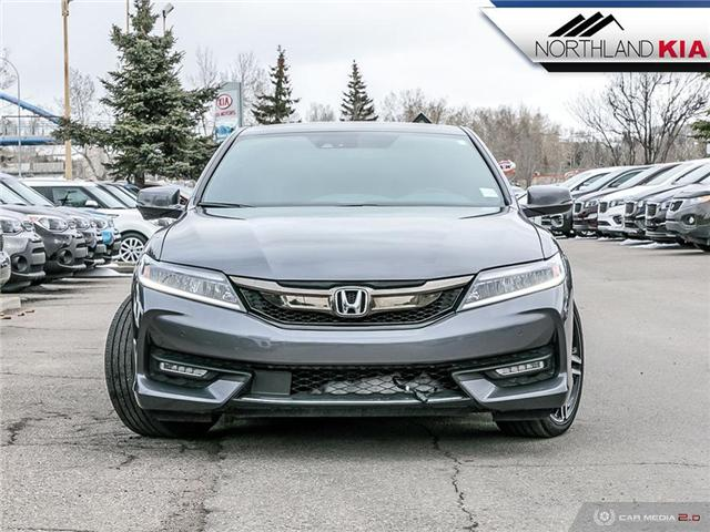 2016 Honda Accord Touring (Stk: 9SR2845A) in Calgary - Image 2 of 30