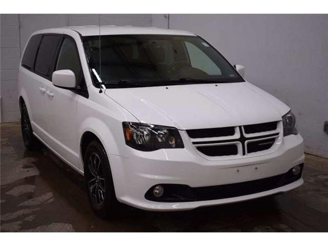 2018 Dodge Grand Caravan GT - BACKUP CAM * LEATHER *  HEATED SEATS (Stk: B3863) in Kingston - Image 2 of 30