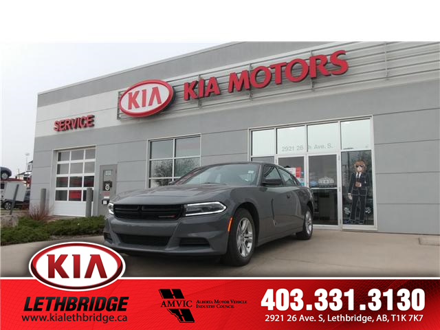 2019 Dodge Charger SXT (Stk: P2497) in Lethbridge - Image 1 of 20