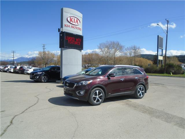 2018 Kia Sorento 2.0L EX (Stk: 9SO0338A) in Cranbrook - Image 1 of 14