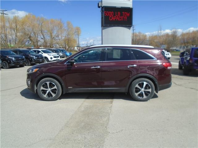 2018 Kia Sorento 2.0L EX (Stk: 9SO0338A) in Cranbrook - Image 2 of 14