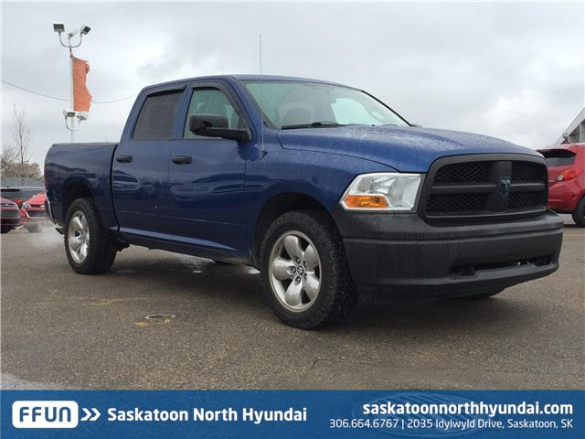 2011 Dodge Ram 1500 SLT (Stk: 38285B) in Saskatoon - Image 1 of 22
