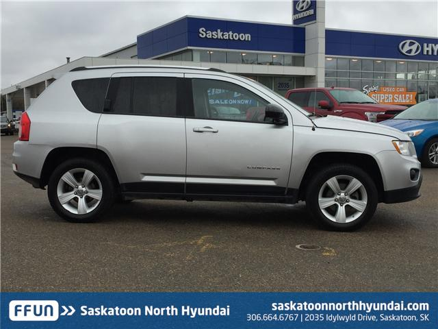2012 Jeep Compass Sport/North (Stk: B7303A) in Saskatoon - Image 2 of 24
