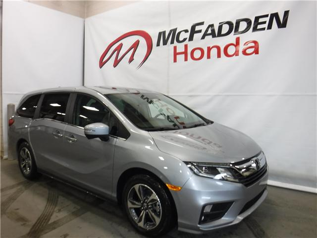 2019 Honda Odyssey EX (Stk: 1890) in Lethbridge - Image 1 of 11