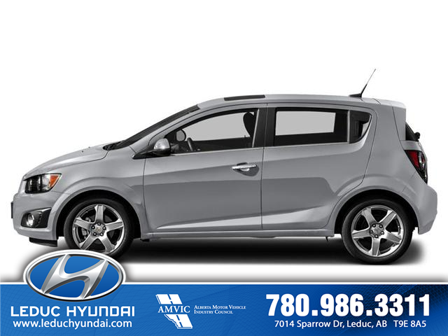 2014 Chevrolet Sonic LT Auto (Stk: L0124) in Leduc - Image 2 of 10