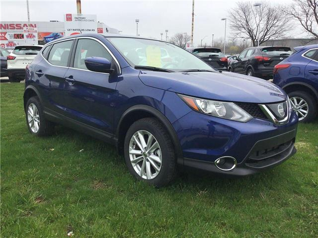 2018 Nissan Qashqai SV (Stk: A7178) in Hamilton - Image 24 of 25