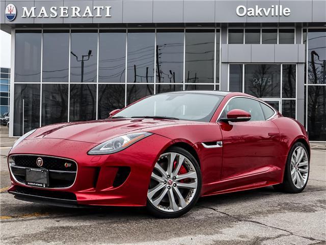2016 Jaguar F-TYPE S (Stk: U379) in Oakville - Image 1 of 22