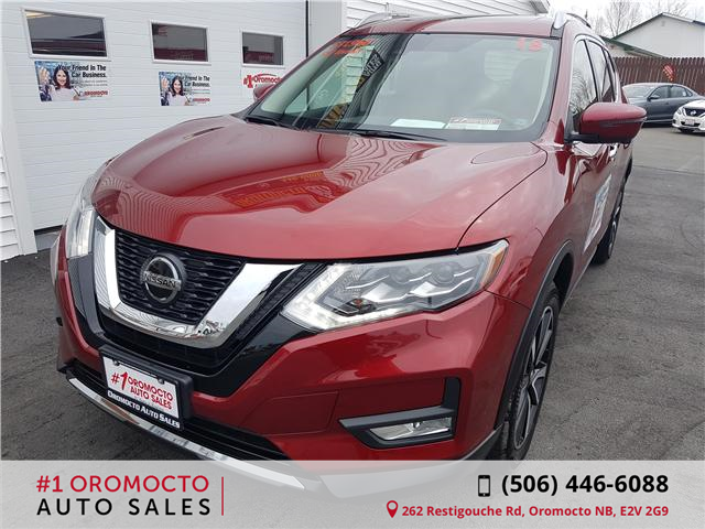 2018 Nissan Rogue SL (Stk: 390) in Oromocto - Image 2 of 19