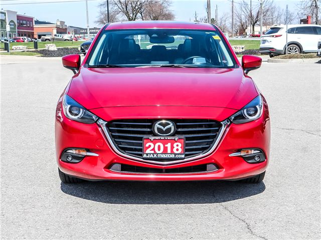 2018 Mazda Mazda3 GT (Stk: 19-1383TA) in Ajax - Image 2 of 30
