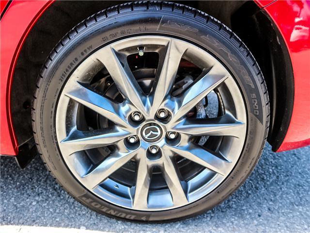 2018 Mazda Mazda3 GT (Stk: 19-1383TA) in Ajax - Image 25 of 30
