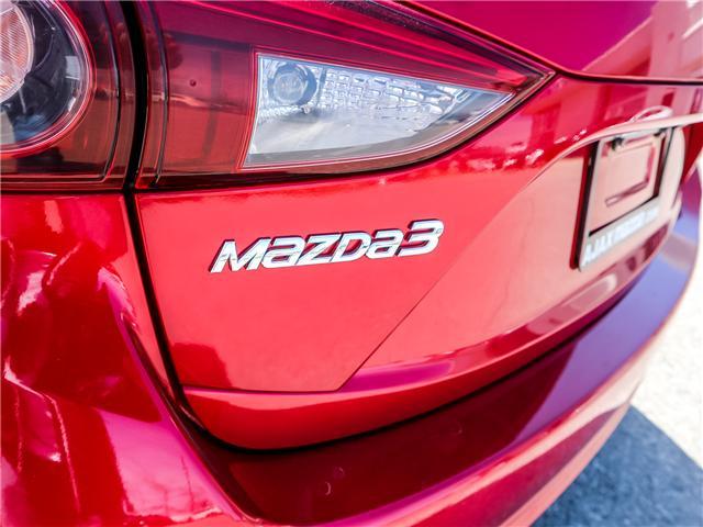 2018 Mazda Mazda3 GT (Stk: 19-1383TA) in Ajax - Image 26 of 30