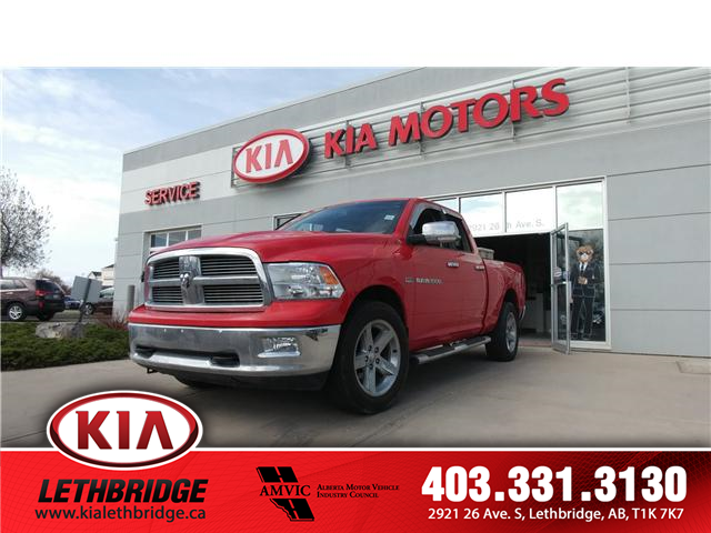 2011 Dodge Ram 1500 SLT (Stk: P2479) in Lethbridge - Image 1 of 18