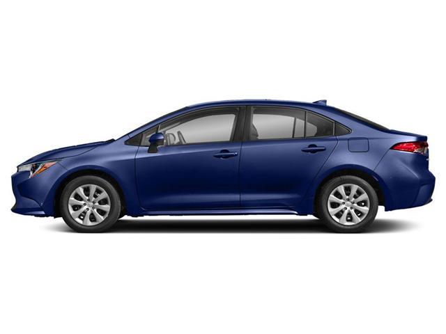 2020 Toyota Corolla LE (Stk: 8005) in Brampton - Image 2 of 9