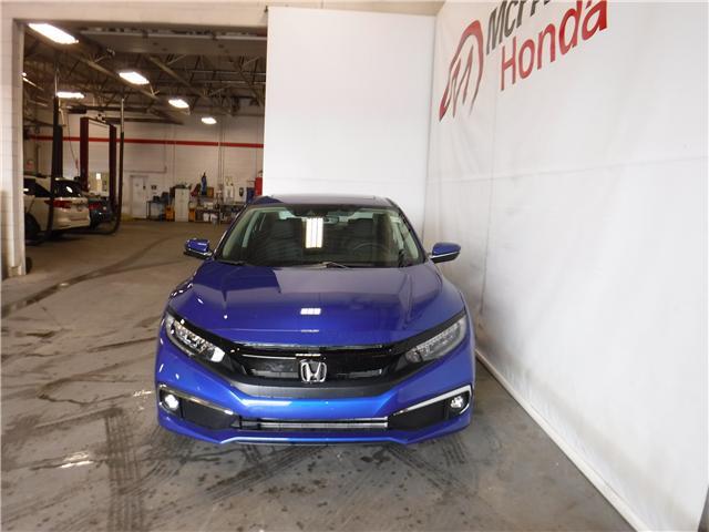 2019 Honda Civic Touring (Stk: 1888) in Lethbridge - Image 2 of 19