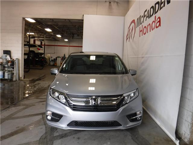 2019 Honda Odyssey EX-L (Stk: 1884) in Lethbridge - Image 2 of 20