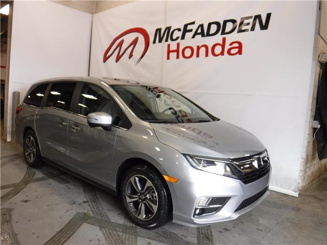 2019 Honda Odyssey EX-L (Stk: 1884) in Lethbridge - Image 1 of 20