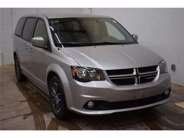 2018 Dodge Grand Caravan GT - BACKUP CAM * LEATHER *  HEATED SEATS (Stk: B3835) in Napanee - Image 2 of 30
