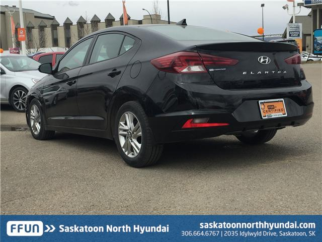 2019 Hyundai Elantra Preferred (Stk: B7315) in Saskatoon - Image 5 of 25
