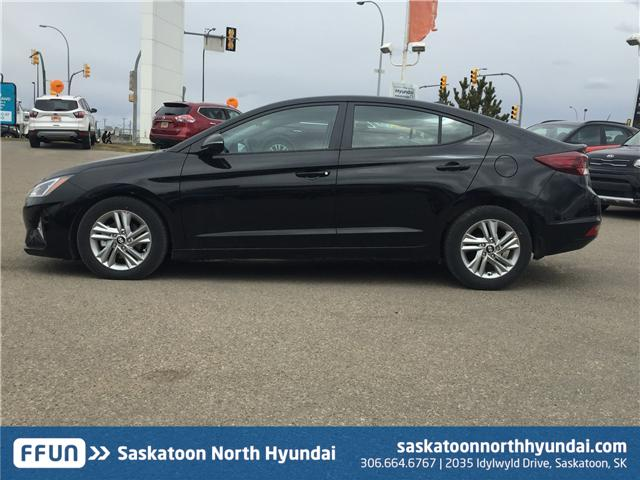 2019 Hyundai Elantra Preferred (Stk: B7315) in Saskatoon - Image 6 of 25
