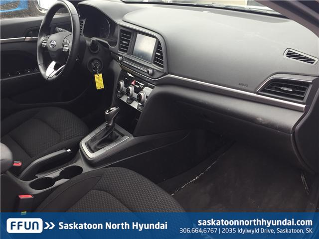 2019 Hyundai Elantra Preferred (Stk: B7315) in Saskatoon - Image 15 of 25