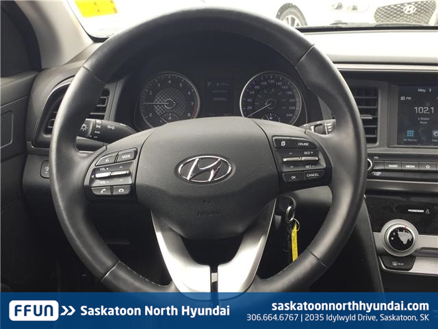 2019 Hyundai Elantra Preferred (Stk: B7315) in Saskatoon - Image 17 of 25