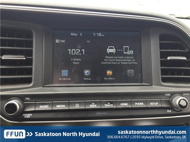 2019 Hyundai Elantra Preferred (Stk: B7315) in Saskatoon - Image 20 of 25