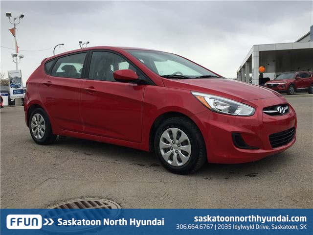 2017 Hyundai Accent GL (Stk: B7326) in Saskatoon - Image 1 of 21