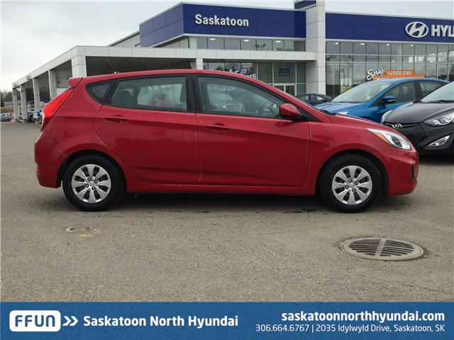 2017 Hyundai Accent GL (Stk: B7326) in Saskatoon - Image 2 of 21
