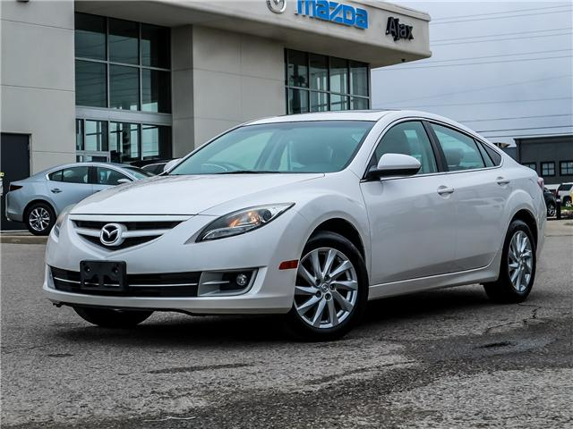 2012 Mazda MAZDA6 GT-I4 (Stk: T695A) in Ajax - Image 1 of 24