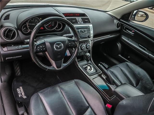 2012 Mazda MAZDA6 GT-I4 (Stk: T695A) in Ajax - Image 10 of 24