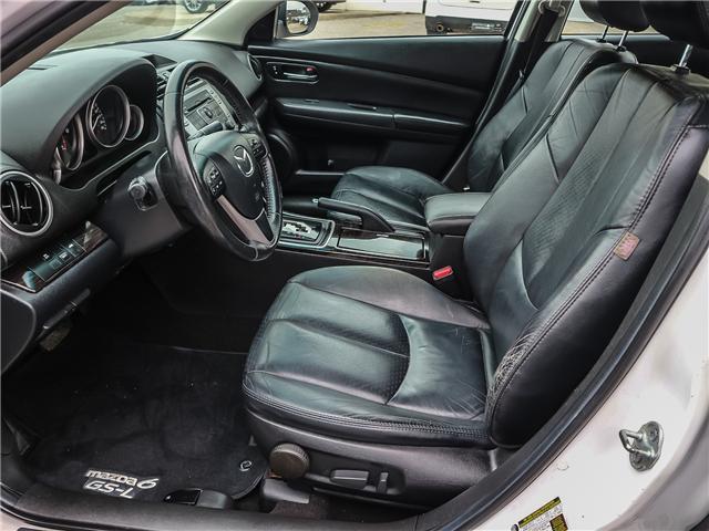 2012 Mazda MAZDA6 GT-I4 (Stk: T695A) in Ajax - Image 11 of 24